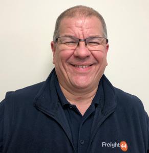 Steve Topley - Transport Manager