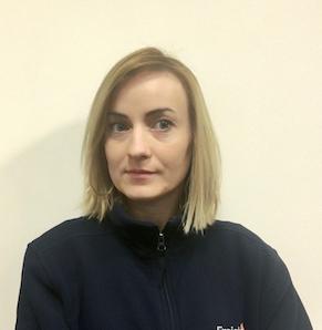 Eniko Varga - Office Manager